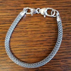 Brighton Bev Glam Charm Bracelet  NWOT